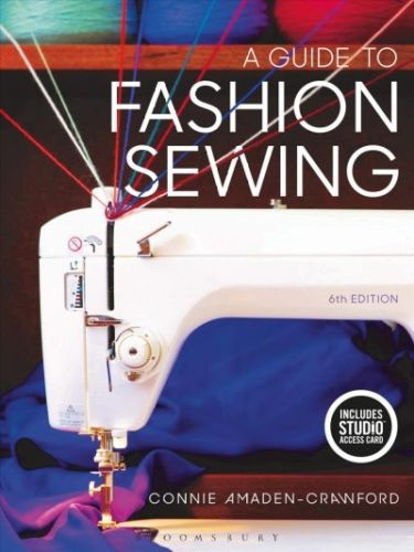 A Guide to Fashion Sewing 6 ED by Connie Amaden Crawford 1501395289