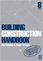 Building Construction Handbook 8 ED by Roy Chudley 1856178056